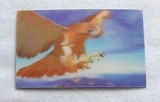 Kühlschrankmagnet flying Eagle 3D 2 Stück Pinnwand Memoboard Tafel fridge magnet