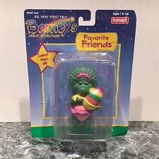 BABY BOP BARNEY'S GREAT ADVENTURE FAVORITE FRIENDS FIGURE SEALED PLAYSKOOL