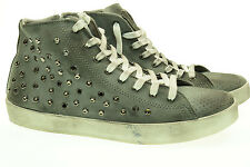 Beverly Hills Polo Club scarpe shoes uomo sneakers alte PU530 grigio n° 41