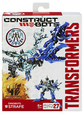 New Transformers Age Of Extinction Construct-Bots Dinobots Strafe Figure 27 Pcs