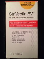 STRIVECTIN EV Eye Cream Get Even Dark Circle Corrector 15ml