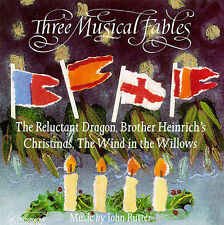 Kings Singers Three Musical Fables: The Reluctant Drag CD