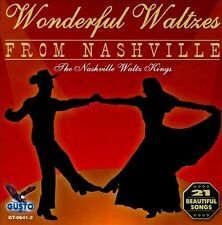 Wonderful Waltzes from Nashville by The Nashville Waltz Kings (CD, Feb-2007,...