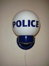 Police Station Light Wall Lamp Police Precinct Police Call Box Collector #2