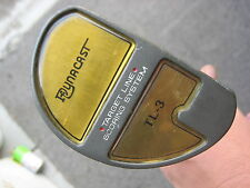 DYNACAST putter. Right Hand. TL 3. Used. Good Cond. 32.5 inches. 3175