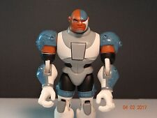 "Teen Titans: The Animated Series: 5"" tall Action Sound Cyborg loose"