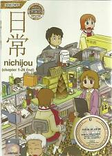 DVD Nichijou ( Chapter 1-26 End ) + Free Shipping