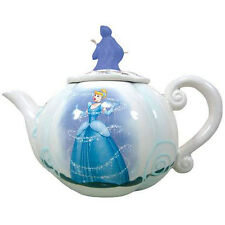 CENERENTOLA TEIERA TE CINDERELLA 15 CM PRINCESS TEA POT CERAMIC DISNEY CARROZZA