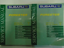 2000 Subaru Forester Body Electrical Section 6 & 7 Service Repair Manual OEM