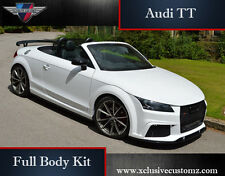 Audi TT RS Xclusive Design Full Body Kit for Audi TT MK2 8J to MK3 Convertible