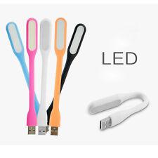 6PCS Flexible Bright Mini USB LED Light Lamp for Notebook  Laptop Night Reading