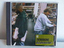 CD ALBUM DJ SHADOW Endtroducing 540607 2