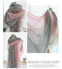 New Fashion Korea Women's Long Candy colors Scarf Wraps Shawl Stole Soft Scarves