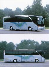 Originales foto de prensa 2002: Setra s 415 HD con comair foto autobús Omnibus Press