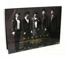 Korea IDOL TOHOSHINKI TVXQ Mirotic 2009 Taiwan Promo Folder (ClearFile)