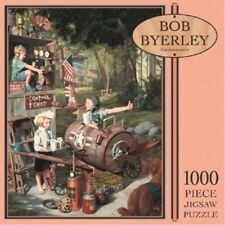 BARNSTORMERS PUZZLE by Bob Byerley