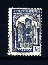 PORTUGAL - PORTOGALLO - 1935 - Cattedrale di Coimbrai - 1,75 azzurro