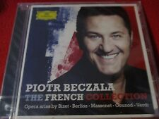 "CD NEUF ""PIOTR BECZALA : THE FRENCH COLLECTION"" Bizet, Berlioz, Massenet, Gounod"