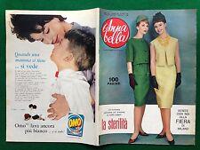 Rivista di moda ANNABELLA 1961 n.18 , DALIDA ANITA EKBERG ACHILLE CAMPANILE