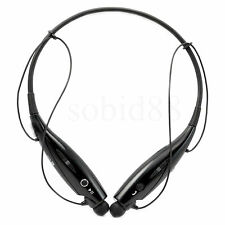 Neckband Stereo Bluetooth Headset Earpiece For Samsung Galaxy Note 3 Note 5 ZTE