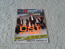 German Magazine       CSI : Miami       David Caruso