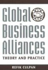 Global Business Alliances: Theory and Practice-ExLibrary