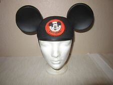 "Walt Disneyland Black Mickey Mouse Ears Hat Cap Youth Personalized ""MADDOX"""