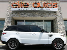 Land Rover : Range Rover Sport 4WD 4dr Supe