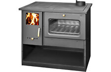 Stove wood METALURGIA 9kW - 12kW - Warranty 2 years - Great oven