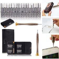 25 in1 Screwdriver Set Opening Repair Tools Kit for Apple iPhone Cell Phones