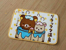 Cute Soft San-X Rilakkuma Relax Bear Plush Door Floor Mat Rug