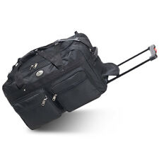 Everest 22-Inch Wheeled Duffel Bag Suitcase Case on Wheels 322WH