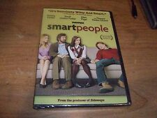 Smart People (DVD Movie, 2008) Sarah Jessica Parker Dennis Quaid Comedy NEW