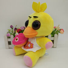 """Hot FNAF Five Nights at Freddy's Chica 7"""" Plush toy doll"""