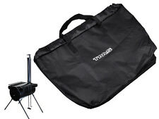 TMS STOVE 2346 Military Camping Stove Grill Tent Heater Carry Carrying Case Bag