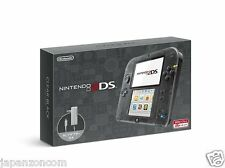 NINTENDO 2DS CLEAR BLACK  JAPANESE VERSION IMPORT NEW JAPANZON