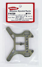 Kyosho IFW408B Hard Rear Short Shock Stay (M Size shock/ MP9)