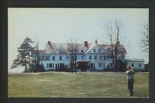 Sports Golf postcard Westport, Connecticut CT Longshore Country Club