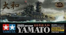Tamiya 1/350 Japanese Battleship Yamato # 78025 Super Detailed version