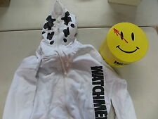 WATCHMEN RORSCHACH WHITE MED MEDIUM MASK HOODIE RDP CREATIVE