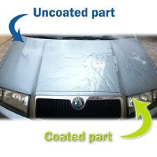 NANO technology durable rapidly renewable car paint shine without detergents