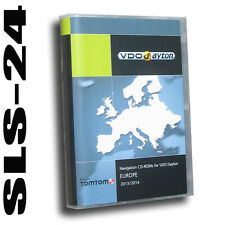 BMW x5 x3 e46 e39 e65 e66 mk1 MK 2 3 VDO DVD High Europa sistema software CD 2014