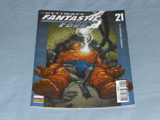 ULTIMATE FANTASTIC FOUR 21 PANINI COMICS TRES BON ETAT