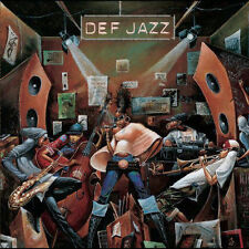 DEF JAZZ - Various Funk Jazz Artists, Dwight Sills, Gerald Albright, Hubert Laws