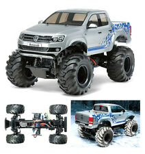 Tamiya Volkswagen Amarok Custom Lift WT-01N 1/10 Scale Pick Up Truck Kit 58603