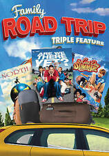 Family Road Trip -3 Movie Collection - Are We There Yet, North, Last Day of Summ