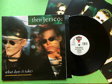 Then Jerico - What Does It Take?, Special Limited Edition, Plus Band Portraits