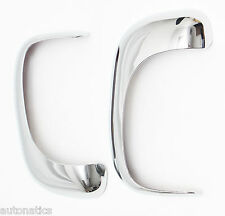FORD SUPER DUTY/EXCURSION (W/O TS) 1999 - 2007 TFP CHROME ABS MIRROR COVER SET