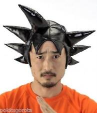 Dragon Ball Z GOKU Wig Cosplay Party Goods Black Hair Costume