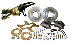1947-53 Chevy-GMC Truck Front Power Disc Brake Conversion Kit - 6 LUG Disc/Drum